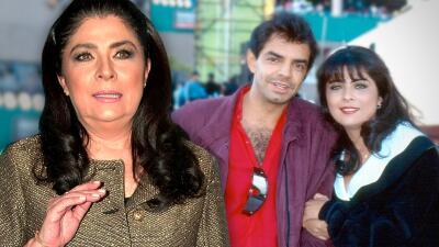 Victoria Ruffo ya no quiere que le pregunten por Eugenio Derbez y esta es la razón