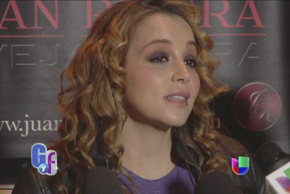 """""""El tequila lo empezó Jenni hace dos años con Chiquis. Ella exigía que e..."""