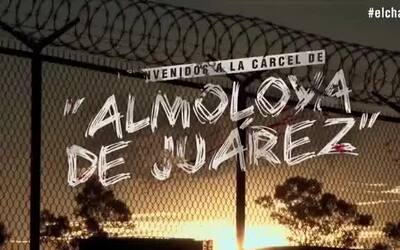 Almoloya de Juárez: This is the maximum security prison where 'El Chapo'...