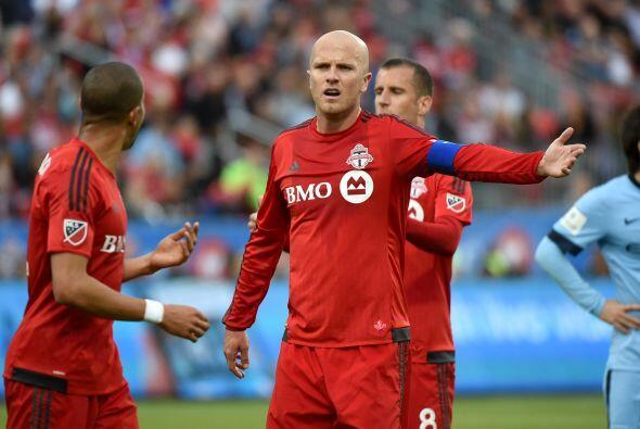 MICHAEL BRADLEY (USA)   El capitán de Toronto FC ganó la Copa Oro 2007 c...