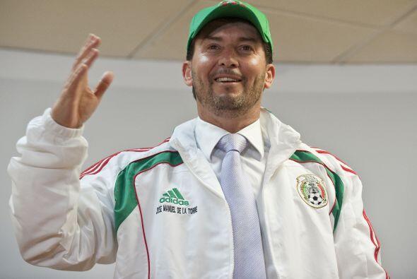 Luego del nombramiento del 'Chepo' de la Torre como DT, México comenzó u...
