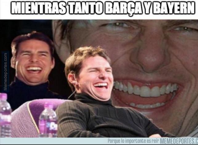 Memes tras el sorteo de cuartos de final de Champions League captura-de-...