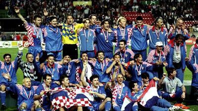 Historias de Mundiales: la debutante Croacia que sorprendió con su talento en 1998