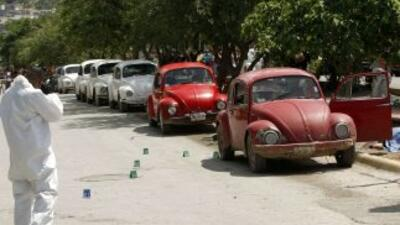 Monterrey, al norte de México, es una urbe que vive una escalada violent...