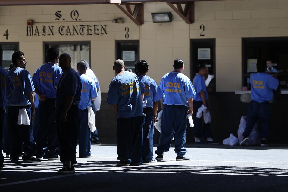 San Quentin California