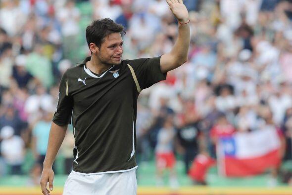 Mauro Zárate no lo podía creer, lloraba deseperado, su tiro penal fallad...