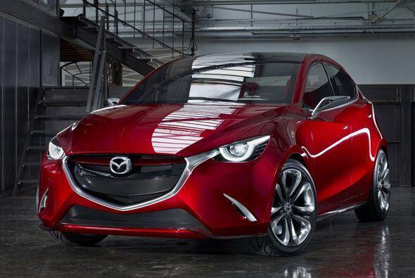 Aún es un concepto, pero Mazda anticipa el aspecto que tendr&aacu...