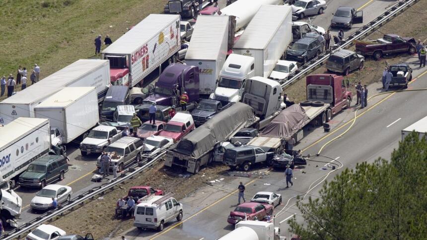 Estos son los autos con el mayor índice de mortalidad en EEUU 1GettyImag...