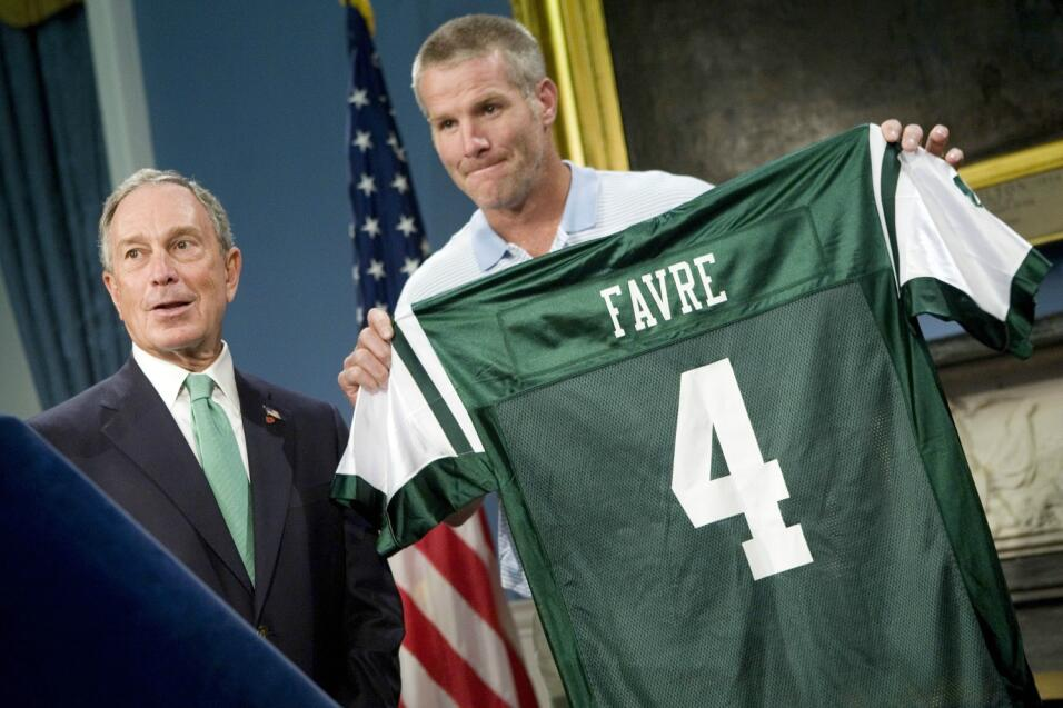 Draft 1991 – Los Jets pudieron tener a Brett Favre mucho antes Los neoyo...