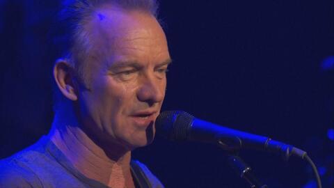 Con emotivas palabras 'Sting' reabre la sala 'Bataclan' a un año de los...