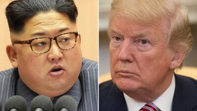 Kim Jong Un y Donald Trump probablemente se reunirán en mayo, aunque el...