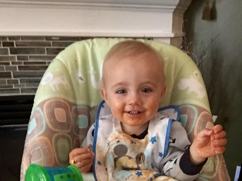 Baby William hijo de Cristina Blackwell Despierta América