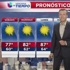 Temperaturas frescas para el primer fin de semana de otoño en Los Ángeles