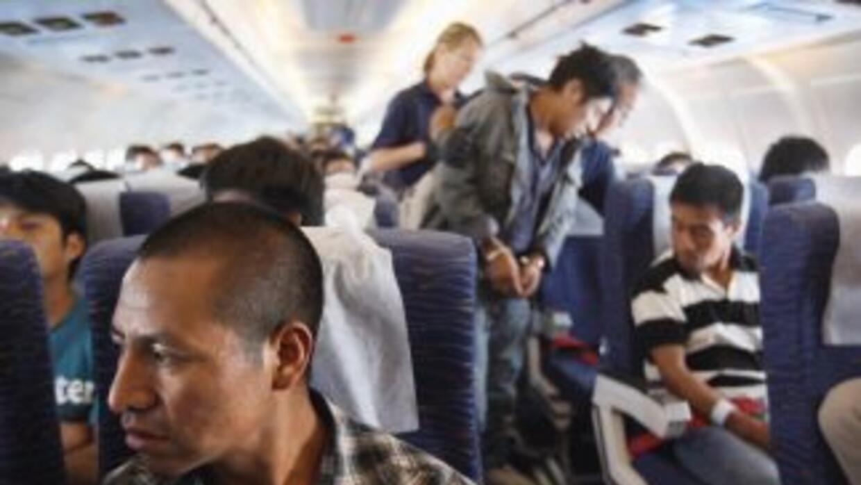 Al 9 de septiembre la Oficina de Aduanas y Control Fronterizo (ICE) habí...