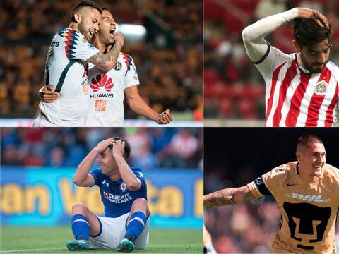 ¡Rayos! Con doloroso gol de canterano rojinegro, Necaxa apagó al Atlas g...