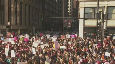 Todo listo para la Marcha de las Mujeres que se realizará este sábado en Chicago