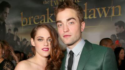 Los actores se conocieron en la filmación de la película 'Twilight'