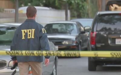 Operativo del FBI generó pánico en un barrio del oeste de Los Ángeles