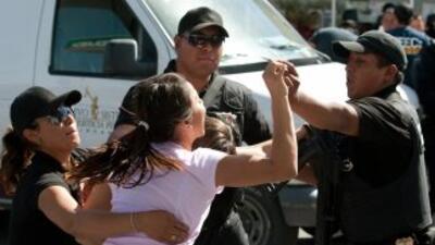 La impotencia se adueña de los habitantes del estado de Chihuahua, ante...