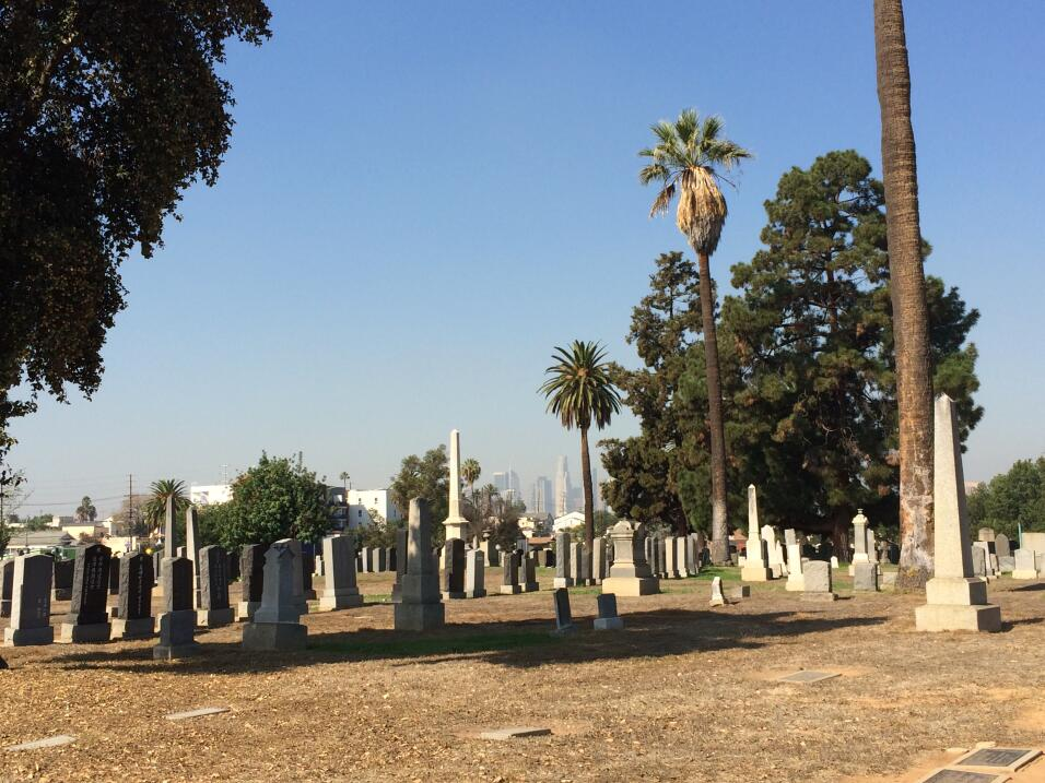 Un recorrido por los lugares más embrujados del este de Los Ángeles.