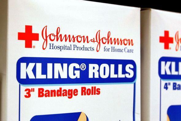 """JOHNSON & JOHNSON  """"  Situación: La empresa de productos farmacéuticos y..."""