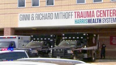 Así continúa el estado de salud de los oficiales heridos en tiroteo de Houston