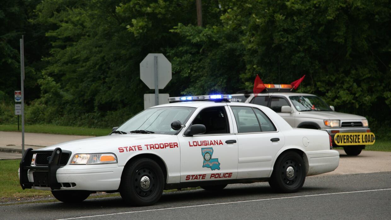 Policía de Louisiana