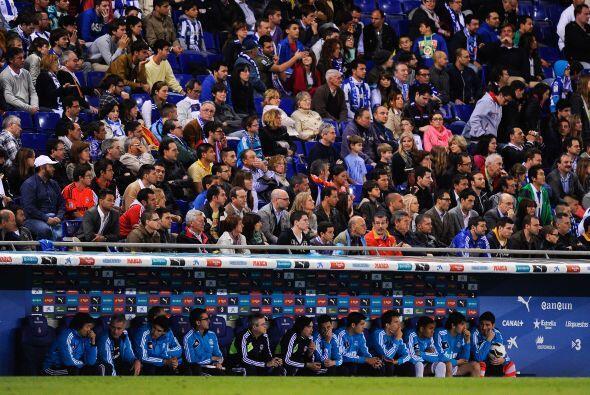 El Real Madrid salió con varios suplente y dejó a jugadore...