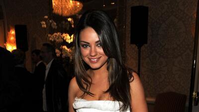 Mila Kunis no quiere ser una chica simple