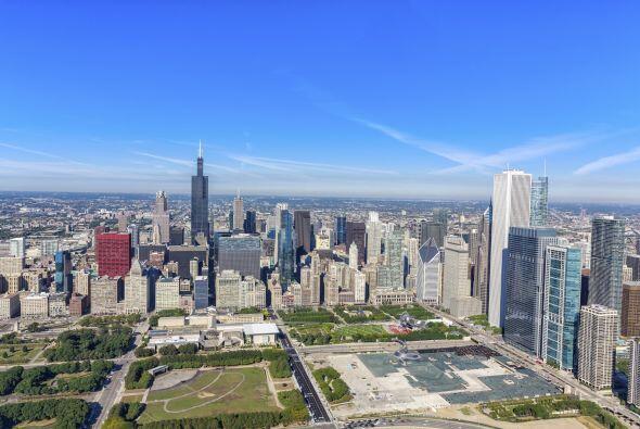 8. Chicago: Si el verano es tu estación y quieres refrescarte sin...
