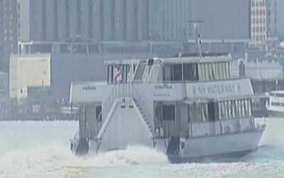 Mantendrán el servicio de ferry que comunica a Manhattan con Hoboken, Nu...