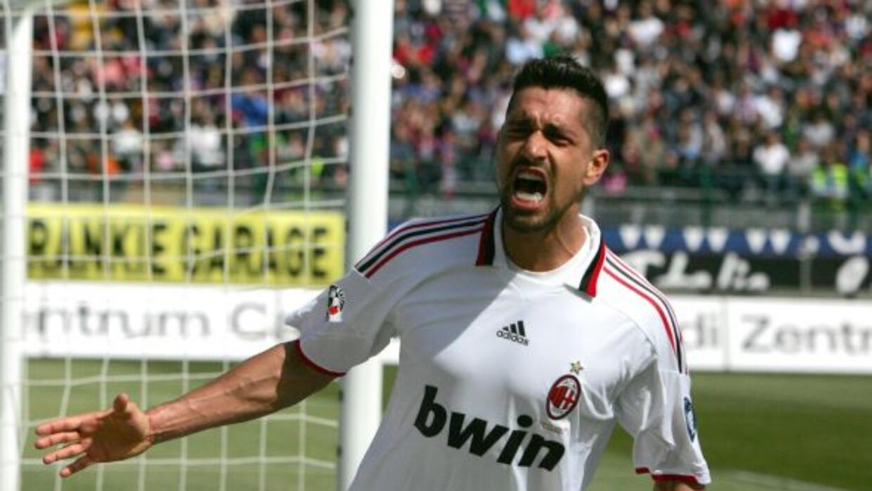 Marco Borriello estará en la Roma.