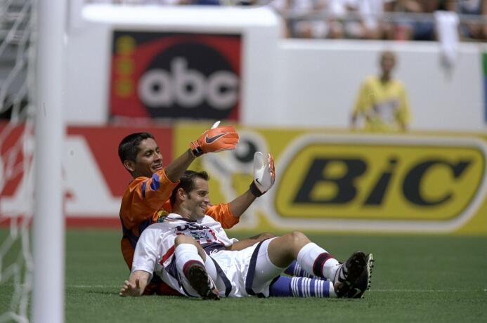 En 1998 el All Star Game se mudó al Citrus Bowl de Orlando. También camb...