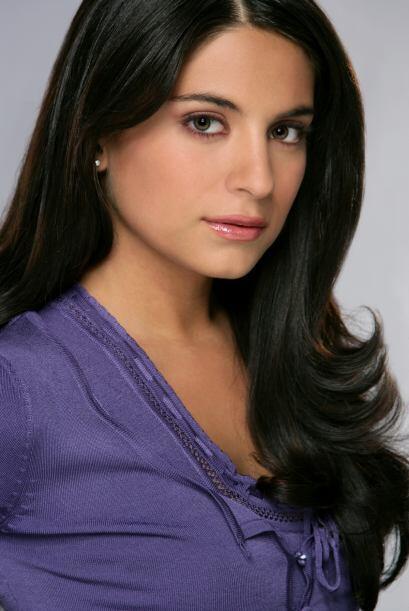 Luego de tres años de haber debutado como actriz, Ana Brenda Contreras p...