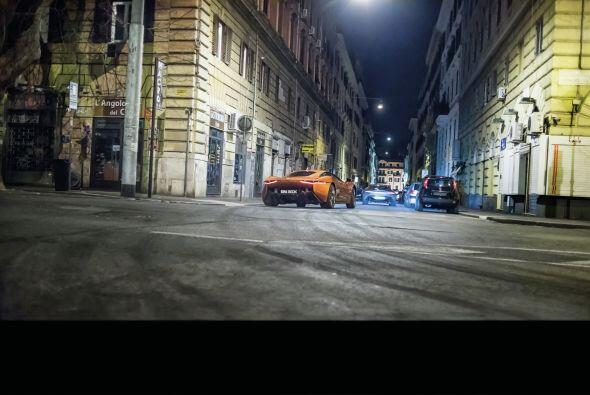 Jaguar C-X75 de James Bond Spectre