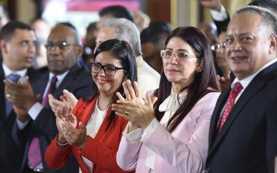 """Sopa de mentira"" para alimentar a una familia de seis en Venezuela Gett..."
