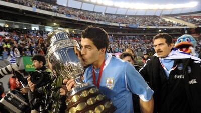 Uruguay ganó la última Copa América.