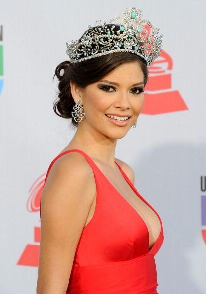 Por eso, tanto ella como 'Nuestra Belleza Latina 2010', Ana Patricia Gon...