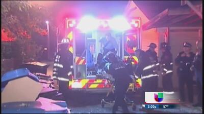 Fuego mata a dos mujeres en Kelvyn Park