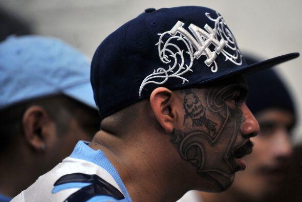 A estas pandillas también se les vincula con el tráfico de drogas al men...