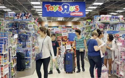 Los niños ya no están tan interesados en juguetes tradicio...
