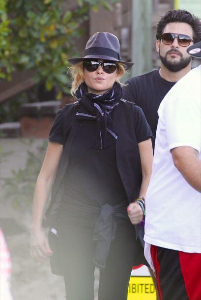 El par salió a correr por las calles de Miami Beach. Mira aqu&iac...