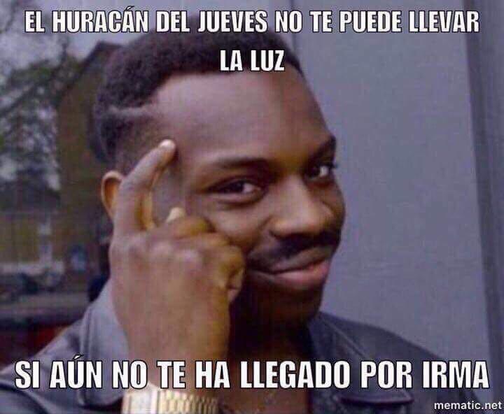 Para no llorar, los puertorriqueños han decidido reírse po...