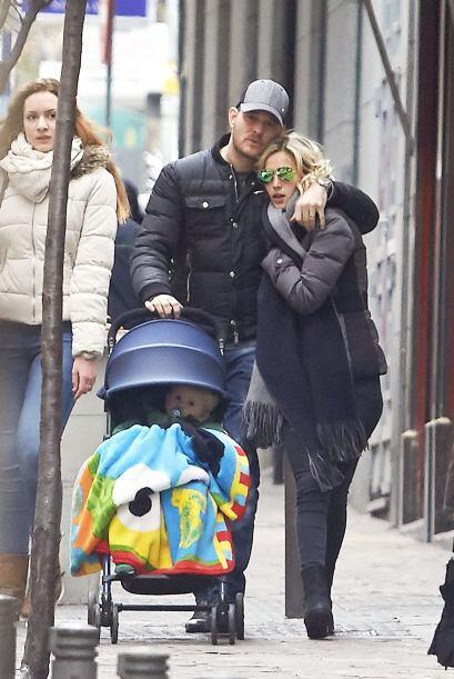 Michael Bublé y su esposa Luisiana Lopilato derraman miel después de cas...