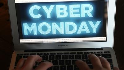 ¿Cuáles fueron los productos más vendidos durante el 'Cyber Monday' 2017?