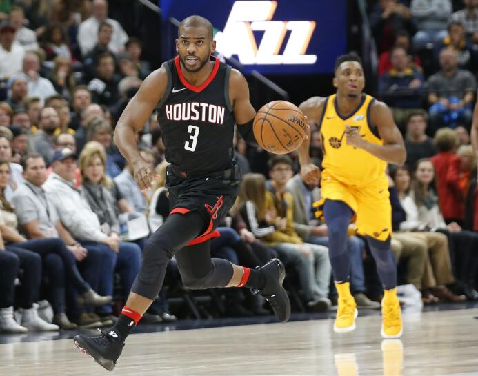 18. Chris Paul (Houston Rockets) - 24,268,959 millones de dólares
