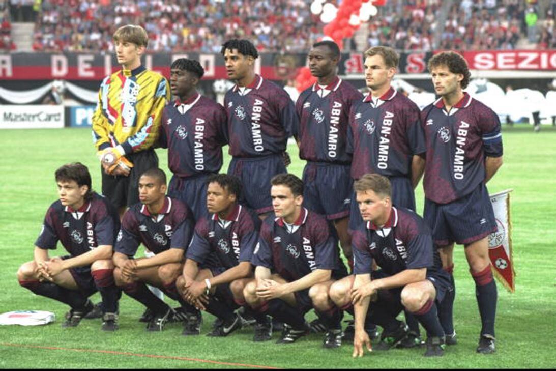 Estos 12 adolescentes revivieron al mítico Ajax campeón de Europa 3_ajax...
