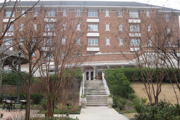St. Jude Children's Research Hospital fue inaugurado en 1962.