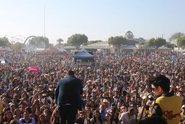 El Festival Cinco de Mayo más grande de todo el Norte de Californ...