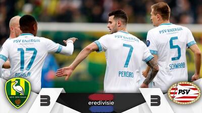 Pereiro sale al rescate de un PSV sin 'Chucky'